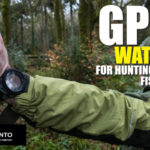 GPS Watch for Hiking, Hunting and Fishing.