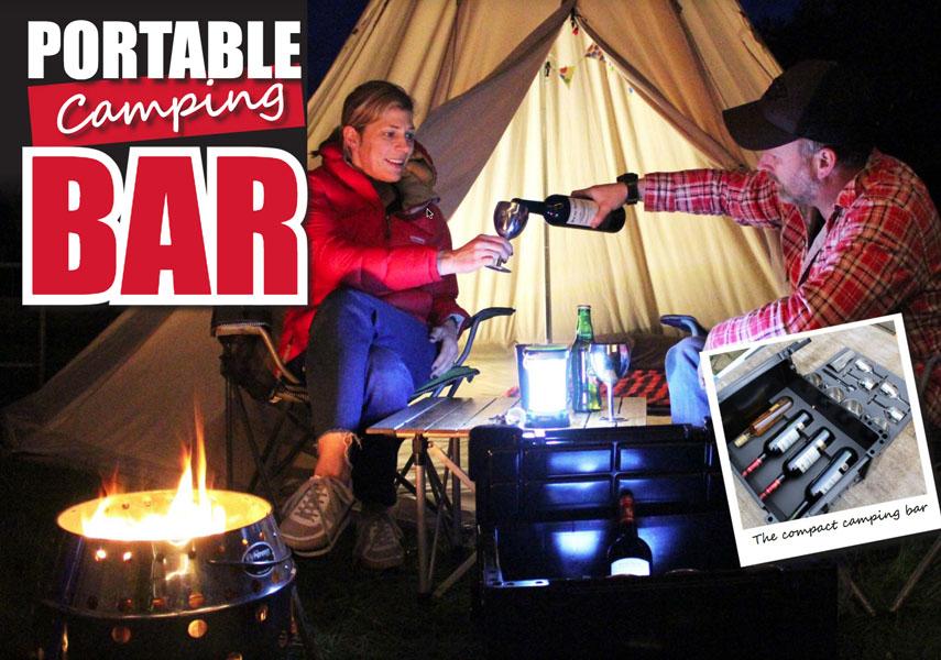 Portable Camping Bar