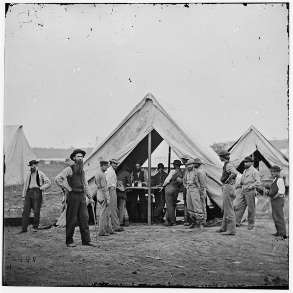 A Brief History of Tents - where did tents originate? The