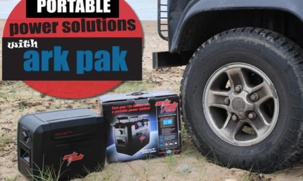 Portable Power Solutions with Ark Pak