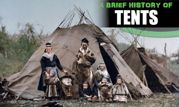 A Brief History of Tents – where did tents originate? The History of Tents.