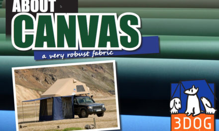 About Canvas – A Very Robust Fabric- High Quality Canvas Tents- 3DOG Camping.
