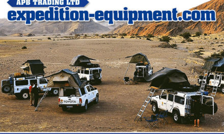 APB Trading – Land Rover Specialists and Overlanding and Expedition Equipment Outfitters