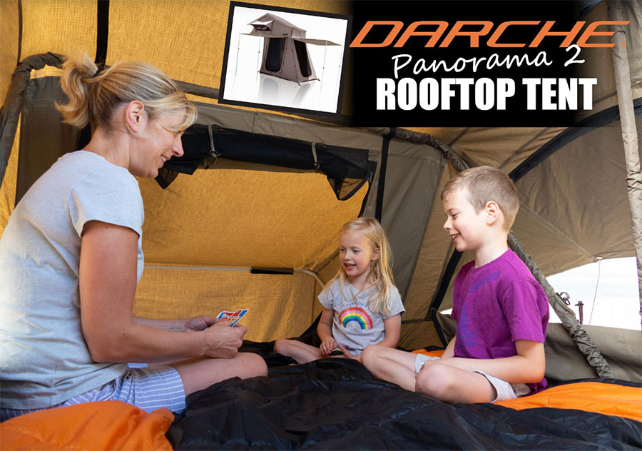 DARCHE Panorama 2 RoofTop-tent