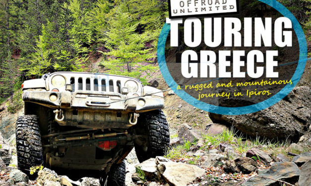4 × 4 offroad-tours in Griekenland met Offroad Unlimited