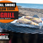 Grill, smoke and slow cook with the 4Grill multi function barrel grill from Batavia