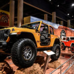 Four New Jeep vehicles Introduced at SEMA 2018