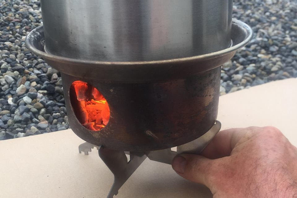 A New Accessory for your Kelly Kettle – Base or Pot Support
