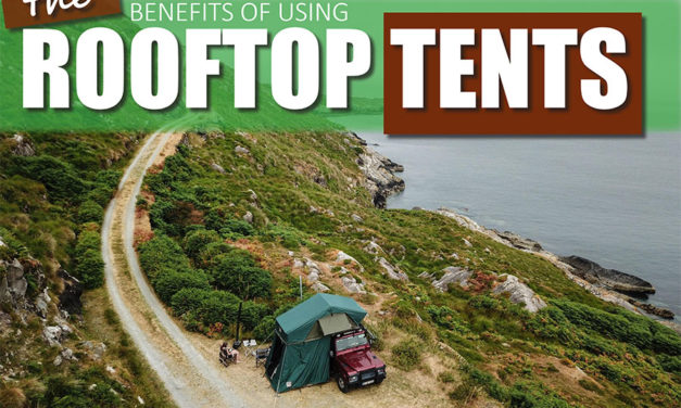 The Tembo 4×4 Roof Top Tent