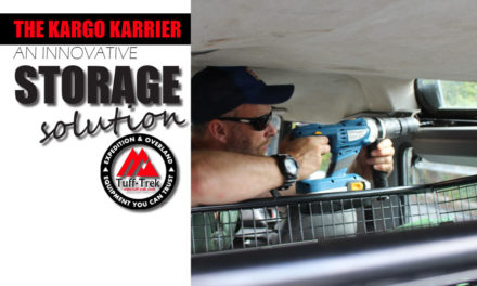 The Kargo Karrier an Innovative Land Rover Drawer Storage Solution from Tuff-Trek