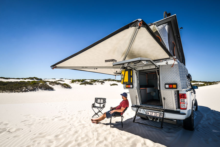 The Alucab Shadowawn 4wd Awning Www Turas Tv