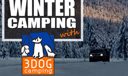 Winter Camping with 3DOG Camping Winter Camping Requires Good Equipment