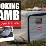Lamm in einem niederländischen Ofen kochen - mit SnoMaster Kühl- und Gefrierschränke