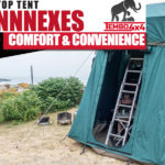 Roof Top Tent Annexes for Comfort and Convenience with TEMBO 4×4