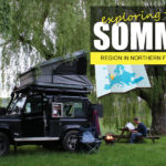 Exploring the Somme Region in Northern France