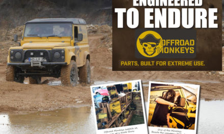 Engineered to Endure – Offroad Monkeys – LandRover Parts Built for extreme use. Made in Germany