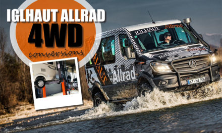 Iglhaut Allrad 4WD Conversions – Market Leaders in 4WD Conversions