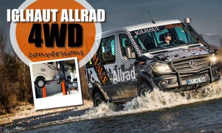 Iglhaut Allrad 4WD Conversies - marktleiders in 4WD-conversies
