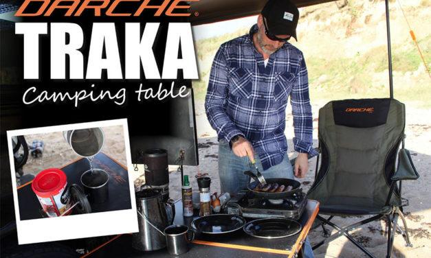 Darche Trakka Camping -taulukko