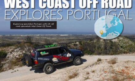 Prachtige Portugal verkennen met Britse off-road specialisten West Coast Off-road