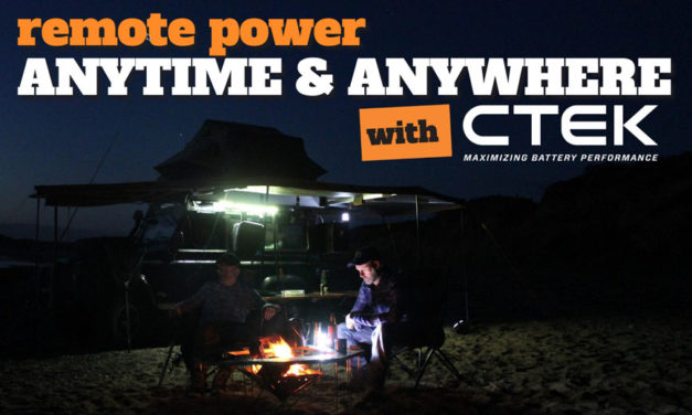 Remote Power Anytime and Anywhere with CTEK Dual Battery Systems