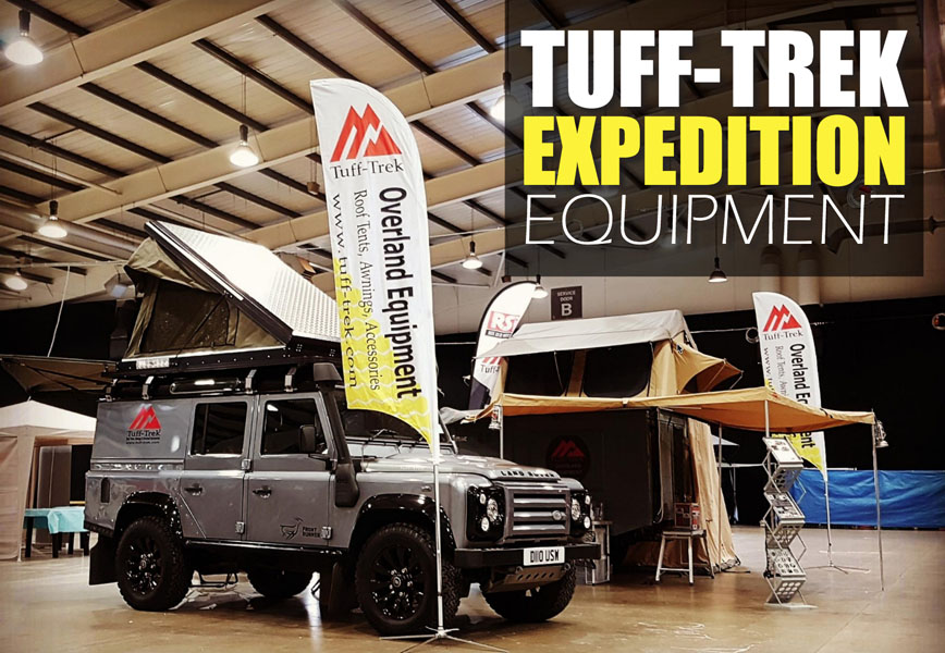 Tuff-Trek Expedition Equipment - www turas tv
