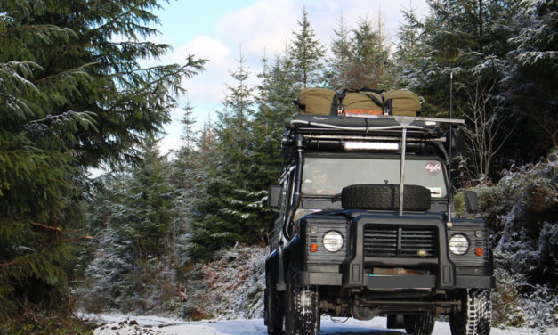 Responsible, Sustainable and Enjoyable Greenlaning