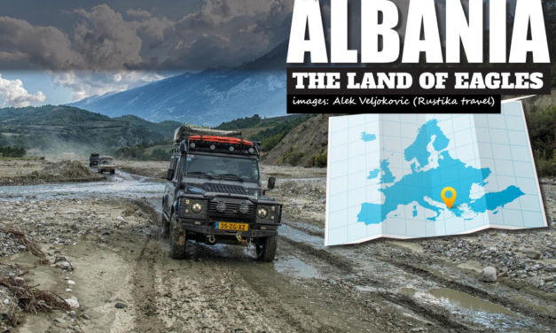 Albania – The Land of Eagles – a 4WD and Camper's Paradise