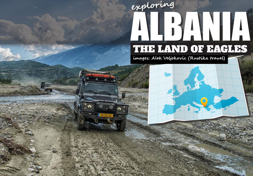 Albania - The Eagles Land - 4WD eta Camper's Paradise
