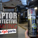 Raptor Protective Coating – Bed Liner Spray from Euro 4×4 Parts