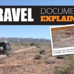 Reisedokumente - Was ist ein Carnet de Passage?