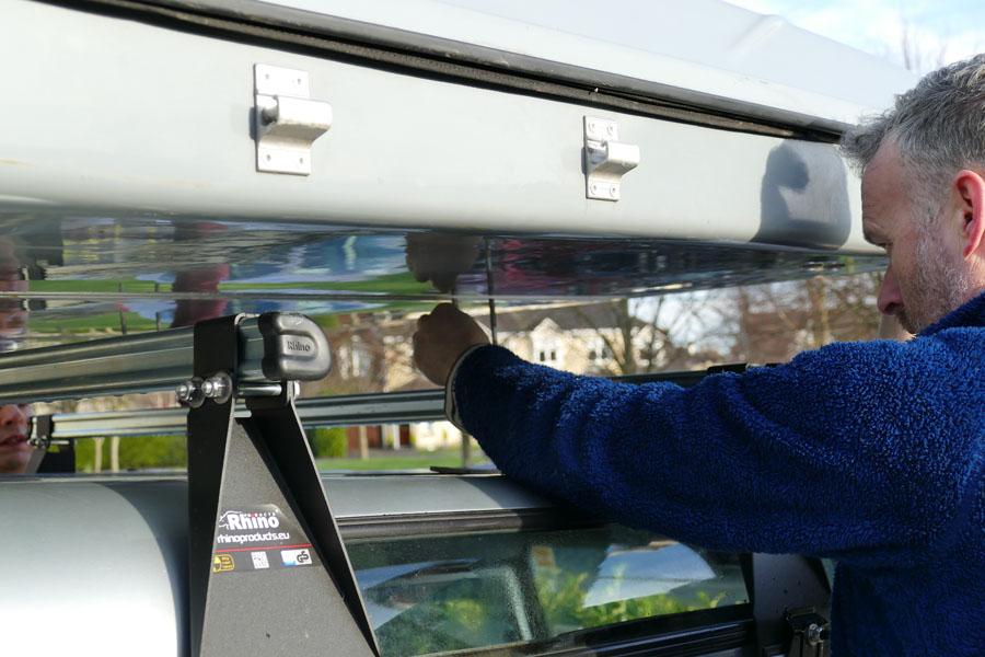 Wind Drag - how aerodynamic is your roof rack setup? - www turas tv