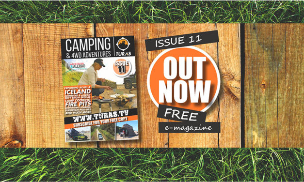 TURAS CAMPING EN 4WD ADVENTURES - ISSUE ELEVEN