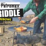 Petromax Bratpfanne und Feuerschale