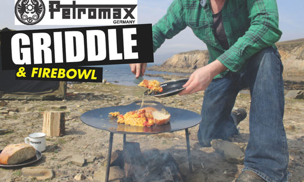 Petromax Griddle and Firebowl