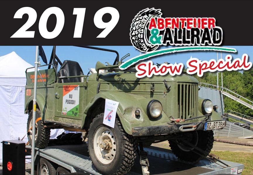 2019 Abenteuer & Allrad Show Special