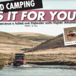 4WD Camping – is it for you?