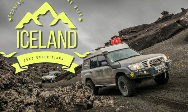 ICELAND Forgotten tracks – with Geko Expeditions
