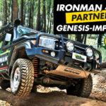 Ironman 4×4 Genesis Import Partner.