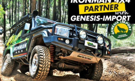 Ironman 4 × 4 Genesis Import Partner.