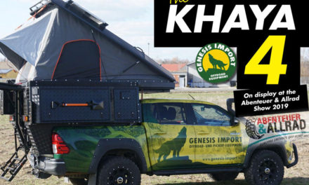 The Khaya 4 Sleeper