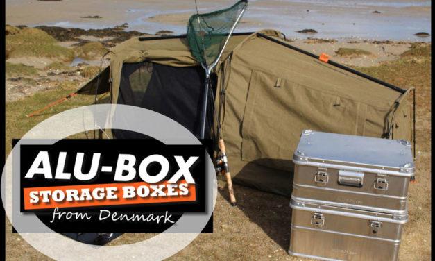 Alu-Box opbergdozen uit Denemarken