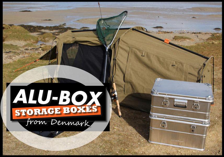 Alu-Box Storage Boxes From Denmark