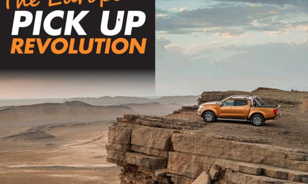 De Europese pick-up revolutie