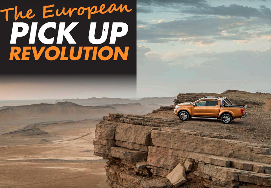 The European Pickup Revolution