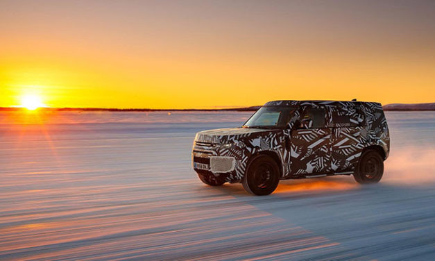 More details about the all-new 2020 Land Rover Defender have begun to emerge