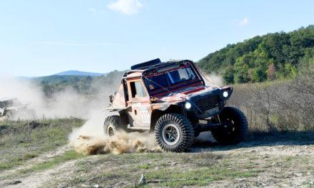 Francoise Hollander - 4WD Adventure Racer