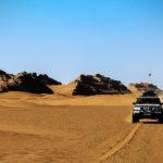 Erkundung des Iran mit 4WD