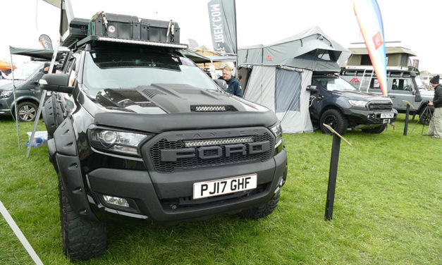 The Tuff Trek Ford Rangers – Expedition Ready