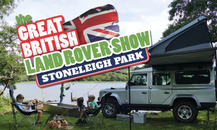 De Great British Land Rover Show 2019